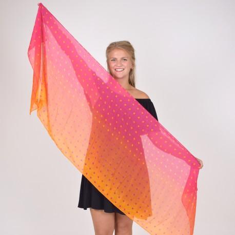 Prickig sjal