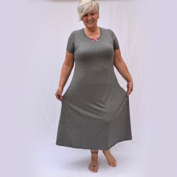 Grey nightgown