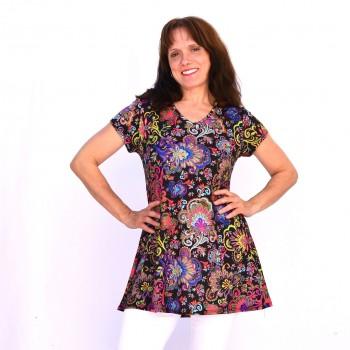 Floral tunic, DORIS