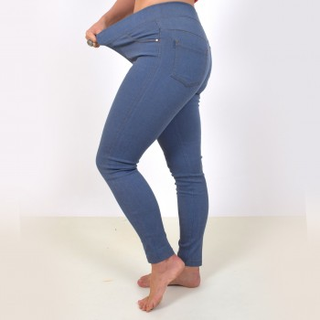 Stretchpants with pockets, several colors!