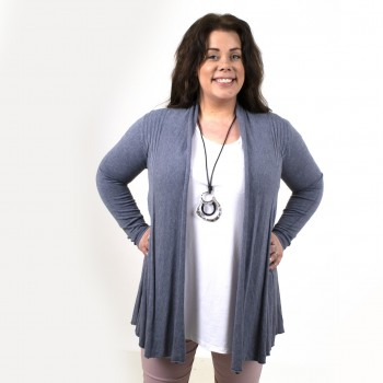 Knitted cardigan, HILDA, available in many colors