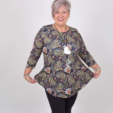 Floral blouse, DORIS