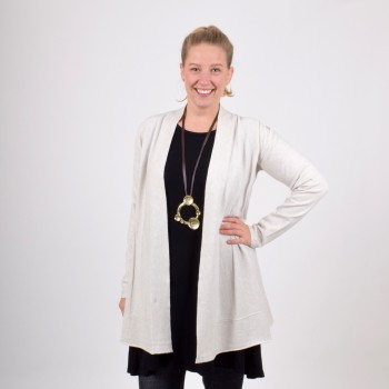Knitted cardigan HANNELE, available in many colors