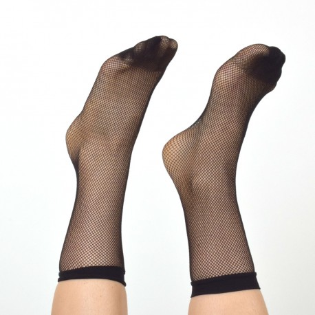 Light netted socks