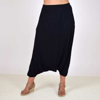 Black harem pants, MIMMI