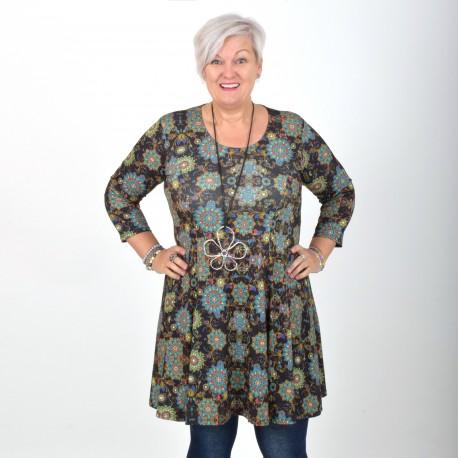blommiga klänningar online