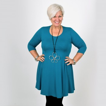 One colored tunic, MARTTA