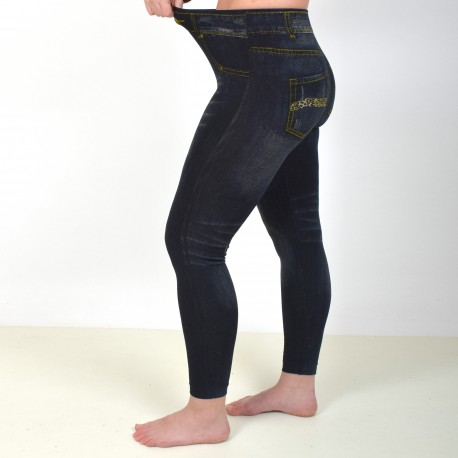 Thermic jeans leggings, S-XL