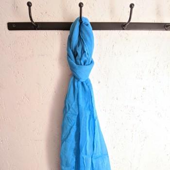 Enfärgad sjal