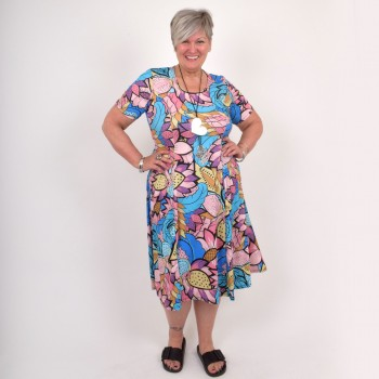 Pastellinvärinen mekko, BEATA MIDI