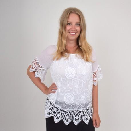Beautiful lace blouse