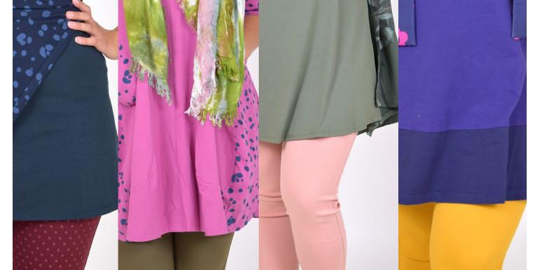 Marie's styling workshop: Styla med kontrastfärger