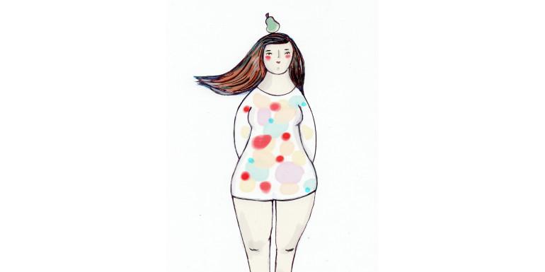 Vinkkejä sinulle, jolla on päärynänmuotoinen vartalo