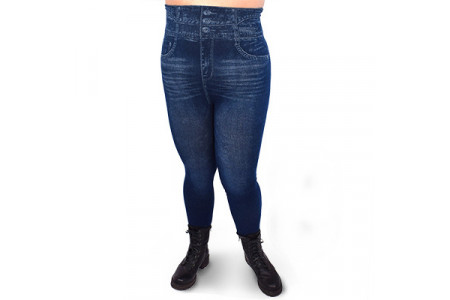 JEANS LEGGINGS & LEGGINGS